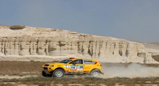 Kazahsztánba látogat a Silk Way Rally