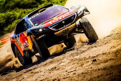 Dakar 2016: Peterhansel támadott és nyert