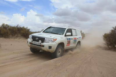 Dakar 2016: küzdelem a pokolban