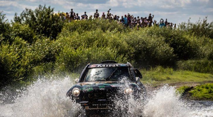 Silk Way Rally: Al-Rajhi második, négy Mini a legjobb tízben