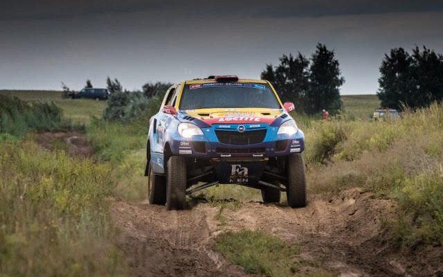 Silk Way Rally: Szalayék lendületben