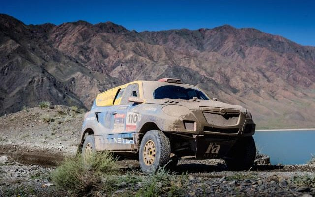 Silk Way Rally: Sáros, vizes, sziklás szakasz volt