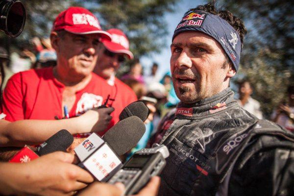 Silk Way Rally: Despres-é a kilencedik szakasz