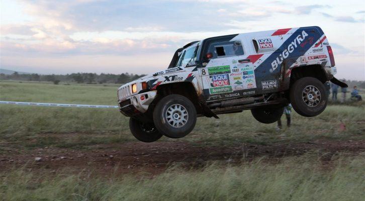 Cseh autókrossz bajnok debütál Nagykállóban