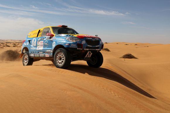 Africa Eco Race: A nagy homokozóban