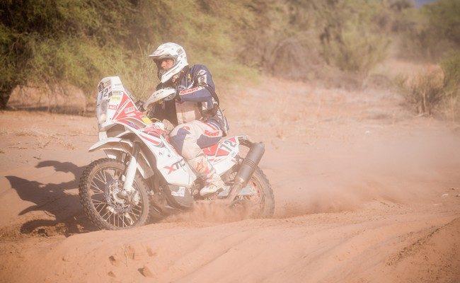 Dakar 2017: Saghmeister Gábor beszámolója a 11. szakaszról