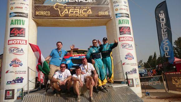 Afrika Eco Race: Szalay számára a Szahara a válasz