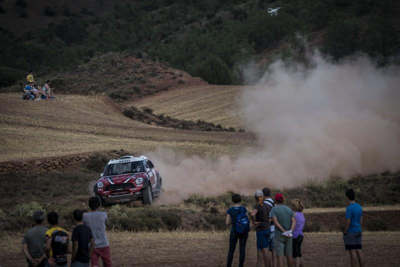 Toyota-sikerrel indult a Baja Aragon
