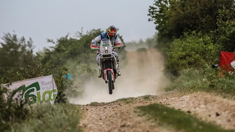 Laller Európa csúcsán – Horváth Lajos a FIM Bajas sorozat Európa-bajnoka!