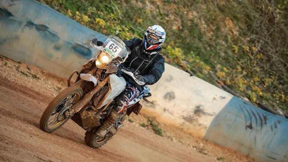 Laller Racing Dakar Team: Bemutatkozik Kárpáti Péter